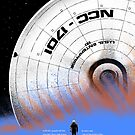 Star Trek II: The Wrath of Khan by Matt Kroeger