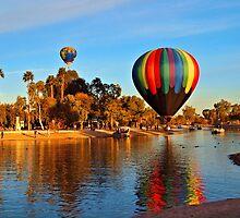 Balloon Reflection by tvlgoddess