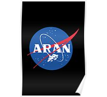 Metroid Space Program: Holding Orbit Poster