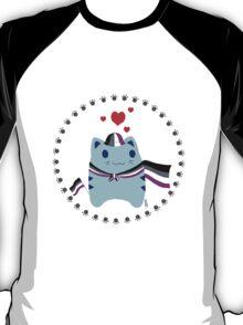 Steve loves Asexuals T-Shirt
