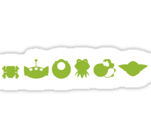 Evolution of Green Sticker