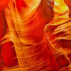 Antelope Canyon   by Mark Bilham