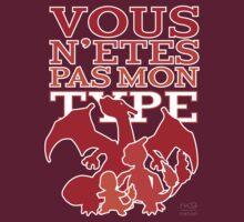 Pas mon type feu (2D) by rK9nation
