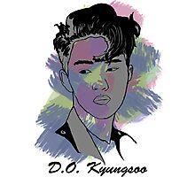 D.O Kyungsoo - color Photographic Print