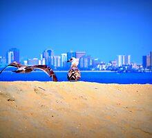 Long Beach Horizon by Ryan Goff