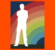 big gay rainbow Kids Clothes