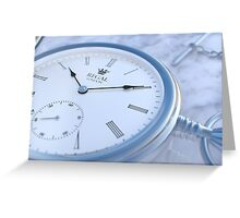 Watch Closely Greeting Card