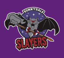 Sunnydale Slayers by Buby87