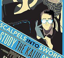 Pacific Rim: Study the Kaiju Secrets by MNMStudios