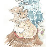 The Mice Listen to the Tailor's Lament by Eleanor Ruby Jones