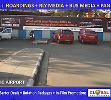 Out of Door Advertising in India- Global Advertisers by global1