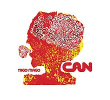 Can Tago Mago Photographic Print
