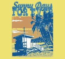 SUNNY DAYS FOREVER Kids Clothes