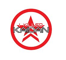 I Killed Kaidan by shinyredbutton