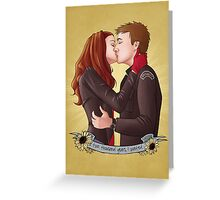 Two Thousand Years In The Making Greeting Card