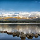Cairngorms ~ Loch Morlich by M.S. Photography/Art