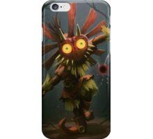 Majoras Mask / Skull kid phone case iPhone Case/Skin