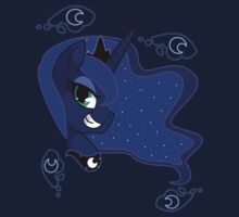 Princess Luna by LegendDestroye