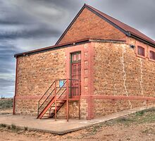 Masonic Lodge, Silverton, NSW by Adrian Paul