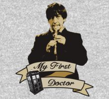 My first Doctor (Who) Second 2nd Patrick Troughton by dubukat