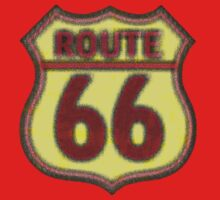 Route *66* by LetThemEatArt