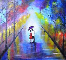 Romantic Interlude by mkanvinde