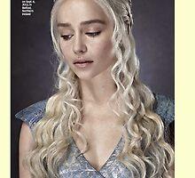 Daenerys by IAmAMetaphor