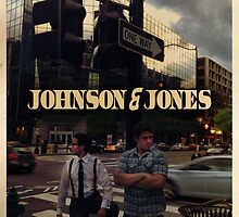 Johnson and Jones OG Poster by ZaneBerry