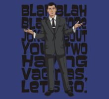 Sterling Archer - Joke by 666hughes