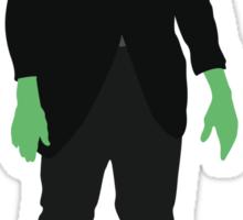 Classic Monsters - Frankenstein's Monster - Colour Sticker