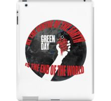 Jesus of Suburbia Quote  iPad Case/Skin