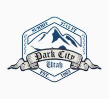 Park City Ski Resort Utah by CarbonClothing