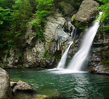 Bash Bish Falls by jswolfphoto