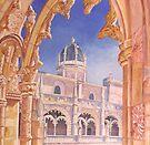 Claustro do Mosteiro dos Jerónimos by terezadelpilar~ art & architecture