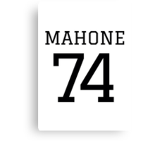 Mahone 74 Canvas Print