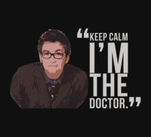 Keep Calm The 10th Doctor is Here by Yourmate