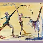 Paint Dancing by ClaireNobles