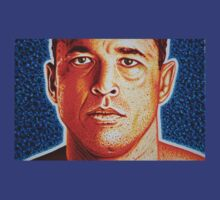 Royce Gracie UFC Champion and Hall of Famer by JMCSharpieArt