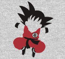 Dragon Ball Kid Goku Kids Clothes