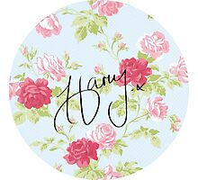 Harry- Floral Photographic Print