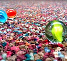 Marbles by Hali Simmons