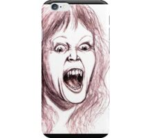 miss vampire iPhone Case/Skin