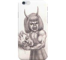 little demon iPhone Case/Skin