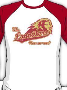 Team Lannister Baseball Tee T-Shirt
