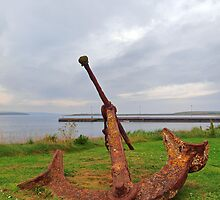 Anchoring Holm by kalaryder