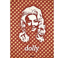 Icons - Dolly Parton Photographic Print