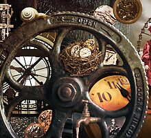 Time Machine by Barbee Teasley
