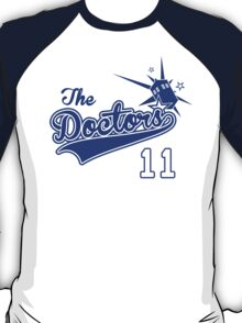 Eleventh Doctor Baseball Tee T-Shirt