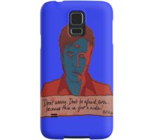 Bill Hicks - don't worry Samsung Galaxy Case/Skin