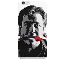 shut 'em Up - Bill Hicks - Freedom of speak iPhone Case/Skin